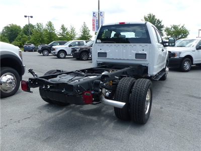 2018 F-350 Super Cab DRW 4x4,  Cab Chassis #Z188204 - photo 5