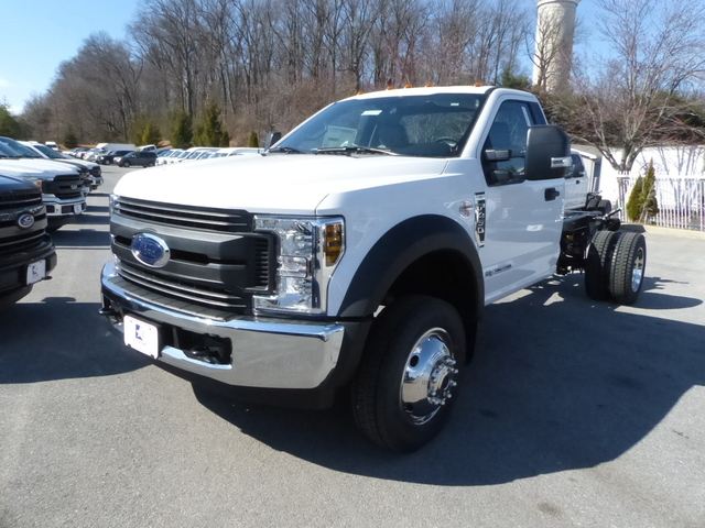 2018 F-450 Regular Cab DRW,  Cab Chassis #Z188209 - photo 1