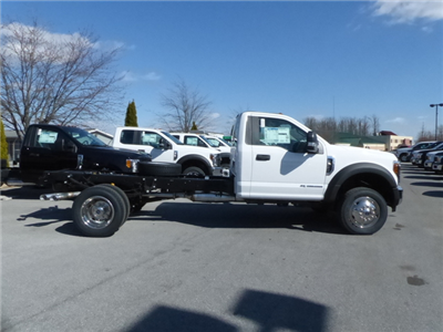 2018 F-450 Regular Cab DRW,  Cab Chassis #Z188209 - photo 5