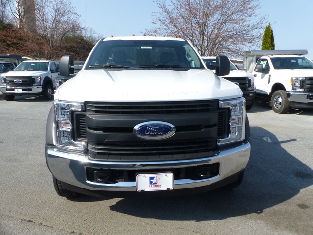 2018 F-550 Regular Cab DRW, Cab Chassis #Z188234 - photo 7