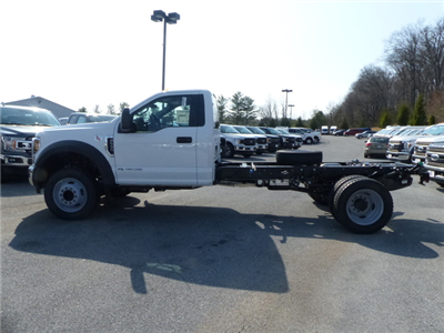 2018 F-550 Regular Cab DRW, Cab Chassis #Z188234 - photo 6