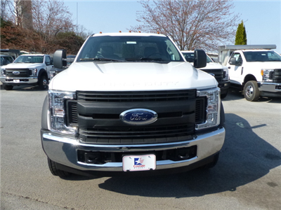 2018 F-550 Regular Cab DRW 4x2,  Cab Chassis #Z188234 - photo 7