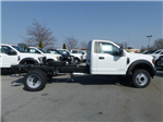 2018 F-550 Regular Cab DRW, Cab Chassis #Z188234 - photo 4