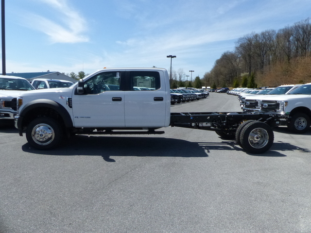 2018 F-450 Crew Cab DRW 4x4,  Cab Chassis #Z188246 - photo 5