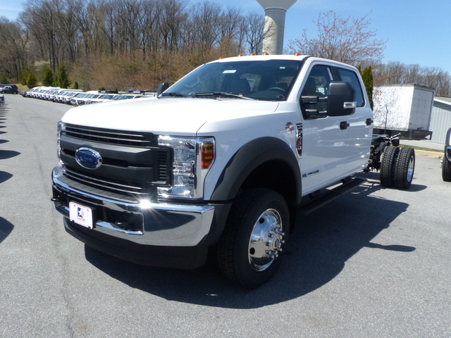 2018 F-450 Crew Cab DRW 4x4,  Cab Chassis #Z188246 - photo 6