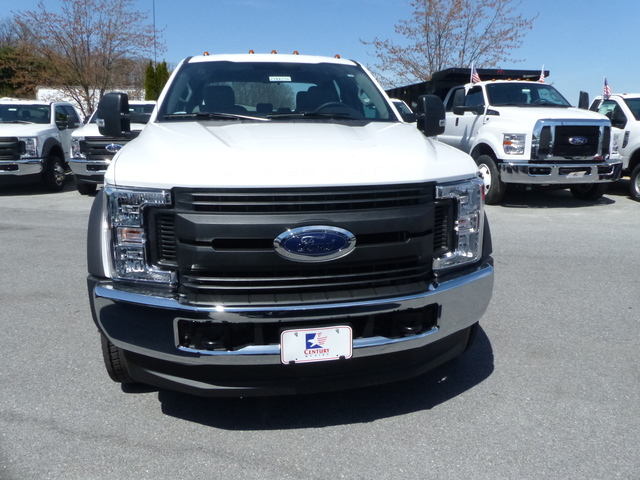 2018 F-450 Crew Cab DRW 4x4,  Cab Chassis #Z188246 - photo 7