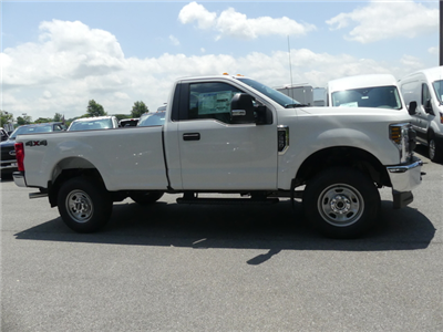 2018 F-350 Regular Cab 4x4,  Pickup #Z188293 - photo 4