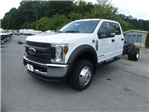2018 F-450 Crew Cab DRW 4x4,  Cab Chassis #Z188323 - photo 1
