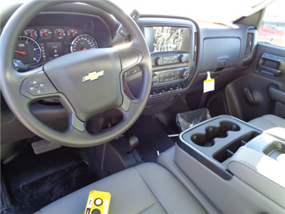 2016 Silverado 3500 Regular Cab DRW 4x4, Reading Marauder SL Dump Dump Body #162799 - photo 11