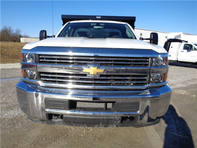 2016 Silverado 3500 Regular Cab DRW 4x4, Reading Marauder SL Dump Dump Body #162799 - photo 8