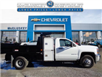 2016 Silverado 3500 Regular Cab DRW 4x4, Reading Marauder SL Dump Dump Body #162799 - photo 3