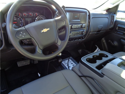 2016 Silverado 3500 Regular Cab DRW 4x4, Reading Marauder SL Dump Dump Body #162800 - photo 11