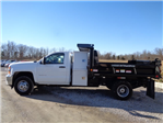 2016 Silverado 3500 Regular Cab DRW 4x4, Reading Marauder SL Dump Dump Body #162800 - photo 6