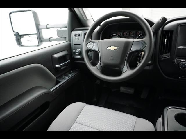 2016 Silverado 3500 Crew Cab DRW 4x2,  Reading Classic II Steel Service Body #162859 - photo 24