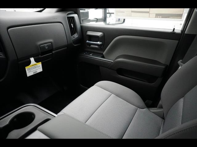 2016 Silverado 3500 Crew Cab DRW 4x2,  Reading Classic II Steel Service Body #162859 - photo 25
