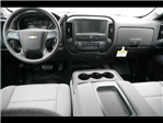 2016 Silverado 3500 Crew Cab DRW 4x2,  Reading Classic II Steel Service Body #162859 - photo 23
