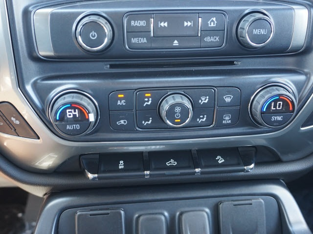 2017 Silverado 1500 Double Cab 4x4 Pickup #172124 - photo 14
