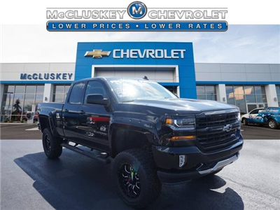 2017 Silverado 1500 Double Cab 4x4 Pickup #172124 - photo 1