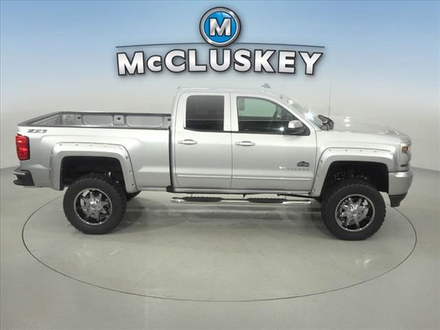 2017 Silverado 1500 Double Cab 4x4,  Pickup #172125 - photo 16