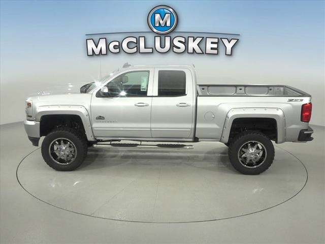 2017 Silverado 1500 Double Cab 4x4,  Pickup #172125 - photo 8