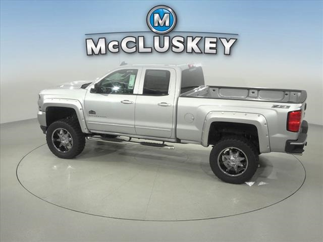 2017 Silverado 1500 Double Cab 4x4,  Pickup #172125 - photo 2