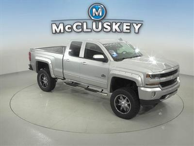 2017 Silverado 1500 Double Cab 4x4,  Pickup #172125 - photo 18