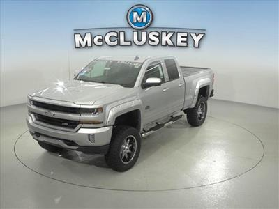 2017 Silverado 1500 Double Cab 4x4,  Pickup #172125 - photo 1