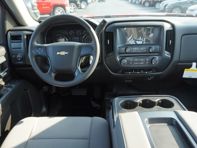 2017 Silverado 1500 Double Cab 4x4 Pickup #172928 - photo 12