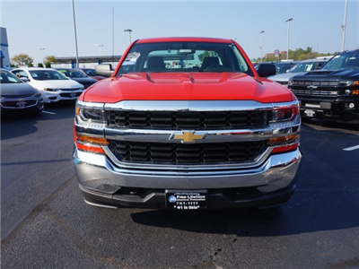 2017 Silverado 1500 Double Cab 4x4 Pickup #172928 - photo 9