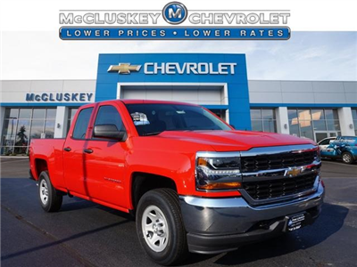 2017 Silverado 1500 Double Cab 4x4 Pickup #172928 - photo 1