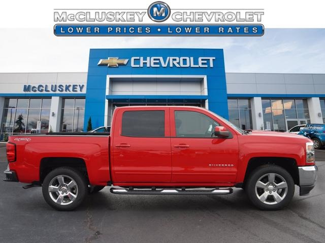 2017 Silverado 1500 Crew Cab 4x4 Pickup #173256 - photo 3