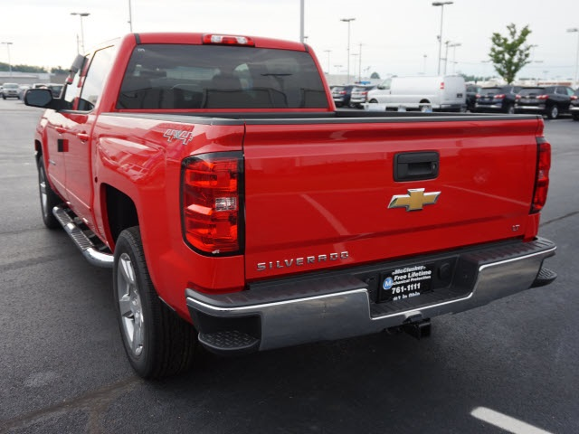 2017 Silverado 1500 Crew Cab 4x4 Pickup #173256 - photo 5