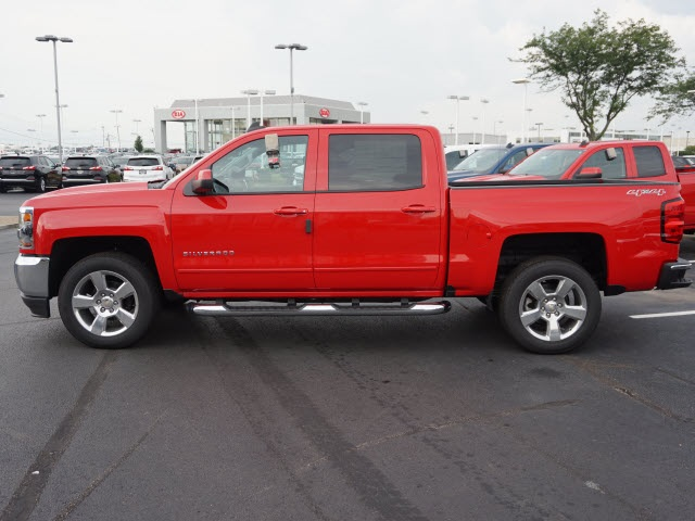 2017 Silverado 1500 Crew Cab 4x4 Pickup #173256 - photo 6