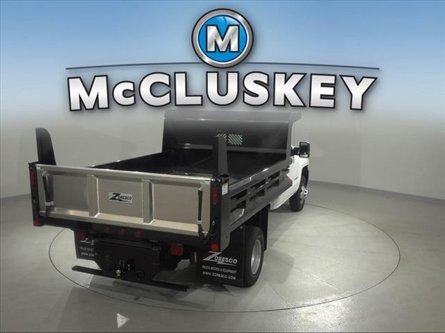 2017 Silverado 3500 Regular Cab DRW 4x2,  Rugby Z-Spec Dump Body #173857 - photo 13