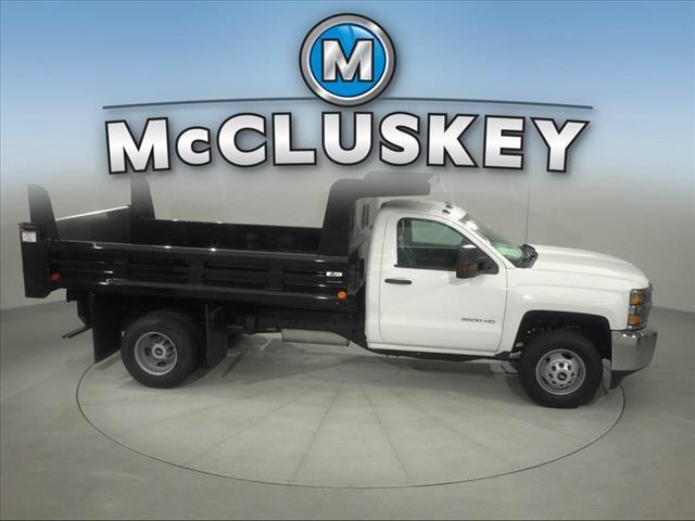 2017 Silverado 3500 Regular Cab DRW 4x2,  Rugby Z-Spec Dump Body #173857 - photo 17