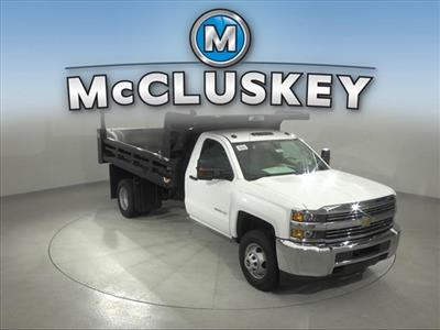2017 Silverado 3500 Regular Cab DRW 4x2,  Rugby Z-Spec Dump Body #173857 - photo 1