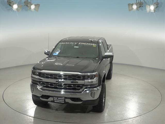 2018 Silverado 1500 Crew Cab 4x4,  Pickup #180194 - photo 5