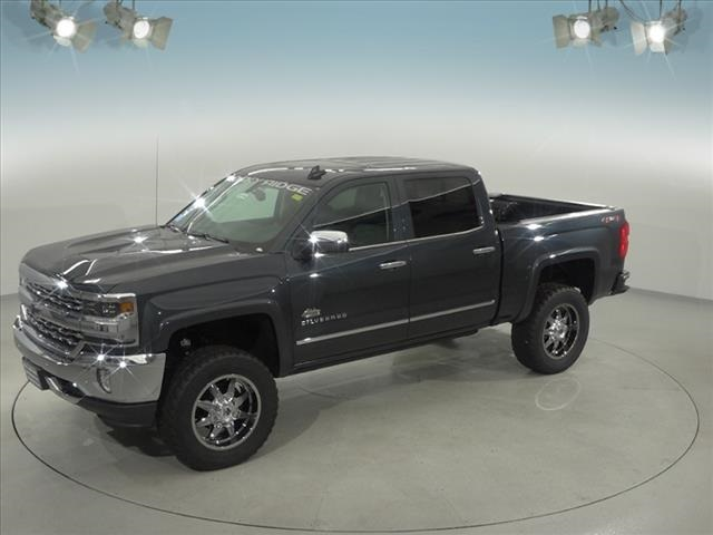 2018 Silverado 1500 Crew Cab 4x4,  Pickup #180194 - photo 6