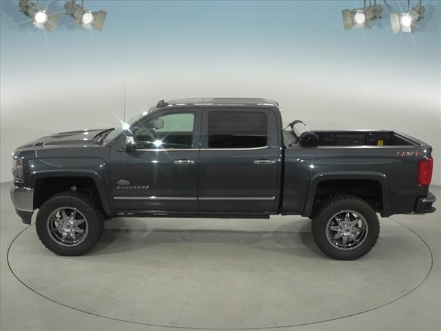 2018 Silverado 1500 Crew Cab 4x4,  Pickup #180194 - photo 8