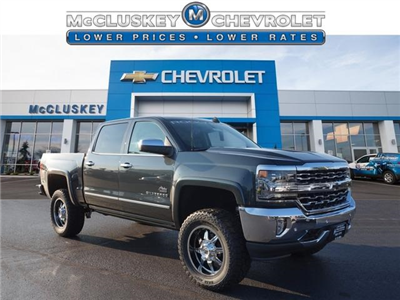 2018 Silverado 1500 Crew Cab 4x4 Pickup #180194 - photo 1