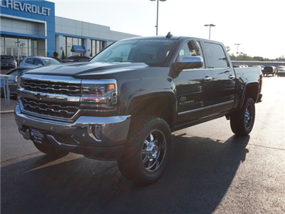 2018 Silverado 1500 Crew Cab 4x4 Pickup #180194 - photo 7