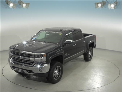 2018 Silverado 1500 Crew Cab 4x4,  Pickup #180194 - photo 1