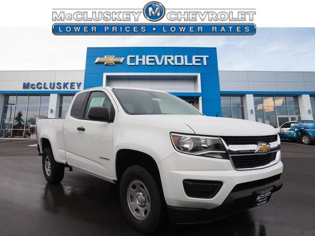 2018 Colorado Extended Cab Pickup #180277 - photo 1
