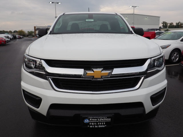 2018 Colorado Extended Cab Pickup #180277 - photo 8