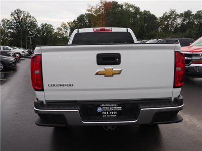 2018 Colorado Extended Cab Pickup #180277 - photo 4