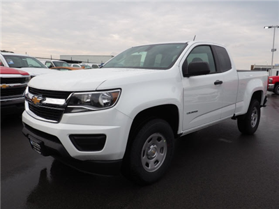 2018 Colorado Extended Cab Pickup #180277 - photo 7