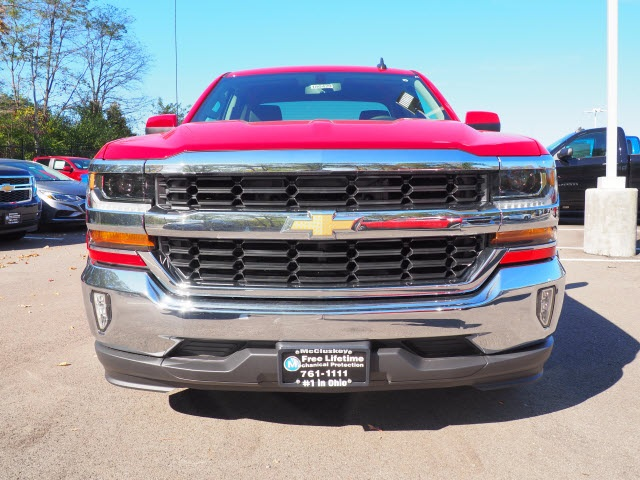 2018 Silverado 1500 Extended Cab Pickup #180429 - photo 9