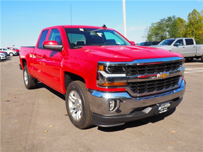 2018 Silverado 1500 Extended Cab Pickup #180429 - photo 4