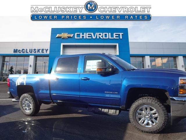 2018 Silverado 2500 Crew Cab 4x4, Pickup #180460 - photo 3