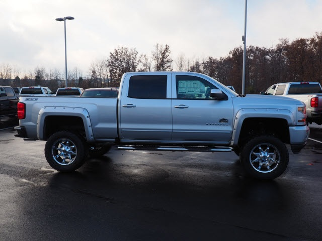 2018 Silverado 1500 Crew Cab 4x4, Pickup #180520 - photo 5